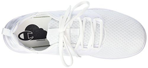 Champion Herren Low Cut Shoe Alpha Cloud Laufschuhe Weiß (White WW001)