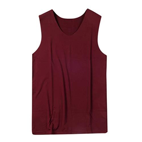 Camiseta de Manga Corta para Hombre Moda Estampado Calaveras...