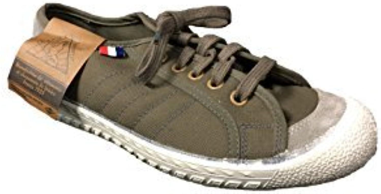 Le Coq Sportif - Zapatillas de estar por casa de Lona para hombre Beige Beige