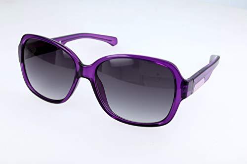 Calvin Klein Herren Jeans Sonnenbrille, Purple, 58