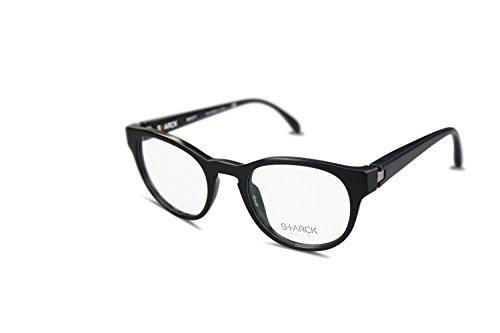 STARCK Eyes Brille runde Brillenfassung SH3009 black