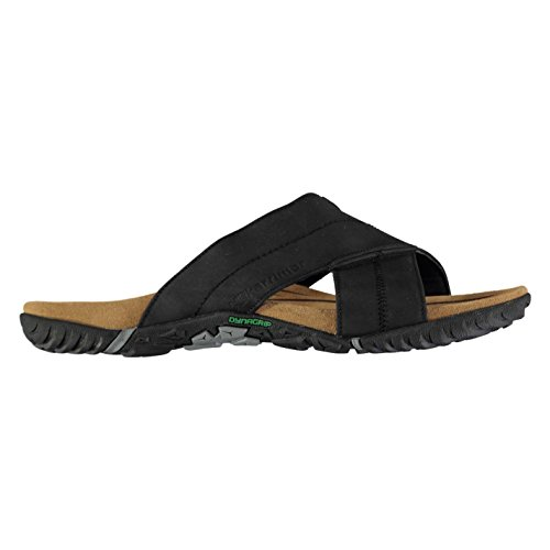 1a80ec480faa Karrimor Mens Lounge Slide Sandals Black UK 9 (43) for sale Delivered  anywhere in More pictures. Amazon