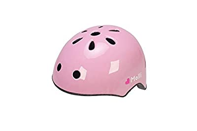 Raleigh Girls' Molli Children's Cycle Helmet, Pink, 50-54 cm from Raleigh