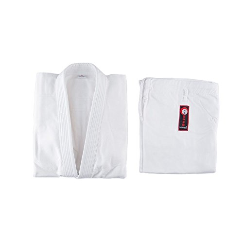 Aikido Gi Professional 2.0 | Kampfsport Kleidung - 160 cm (Aikido-gi)