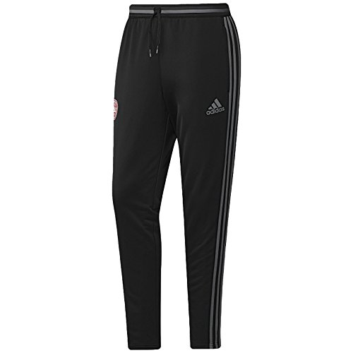 2016-2017 Denmark Adidas Training Pants (Black)