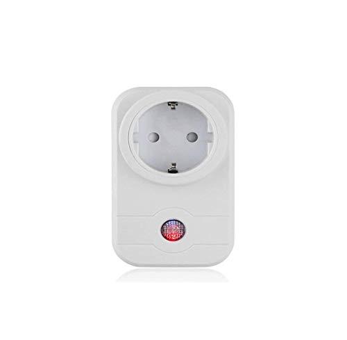 AOZBZ WiFi Smart Steckdose Alexa Amazon Echo/Echo Dot und App Steuerung, Funk Intelligente Switch Socket Stecker Smartphone Steuerung für IOS und Android für Haus und Büro Ferngesteuert