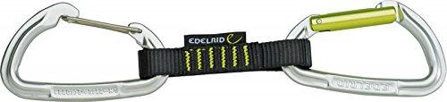 Edelrid Express Set Slash Wire VPE5, night-oasis, 10 cm, 719900102190