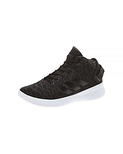 adidas CF Refresh Mid W, Scarpe da Fitness Donna Nero (Negbas / Negbas / Grmetr)