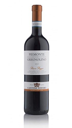 Cantine Povero - Fratelli Povero - Buon Paggio Piemonte Grignolino Doc 0,75 lt.