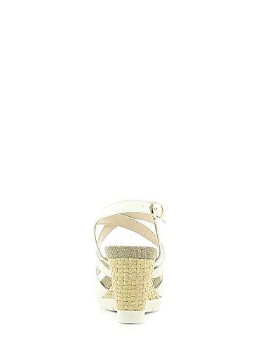 Lumberjack SW31006-003 S01 Sandale Femme Bianco