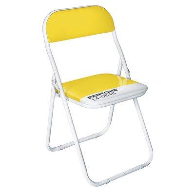Pantone sedia gialla mobili for Sedia da ufficio gialla