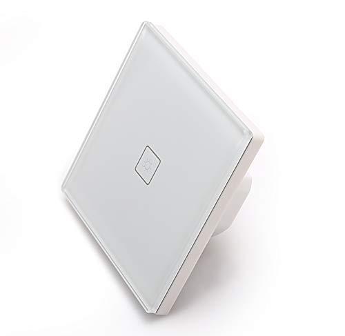 Smart zigbee 1 Interruptor luz grupo pared Echo Plus
