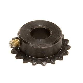 AJ Antunes- Roundup 2150185 18 Teeth Sprocket