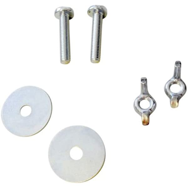 Set Of Moses Basket Spare Replacement Hood Fitting Fixing Rods /& Wing Nut Screws