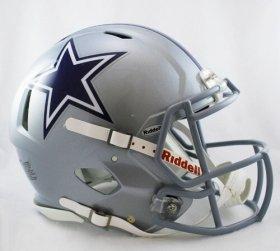 NFL Dallas Cowboys Speed Authentic Football Helmet