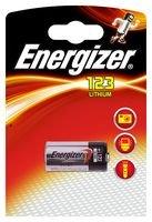 Energizer 628290 Lithium-Batterie, Photo 123, 1 Stück Energizer 123 Photo