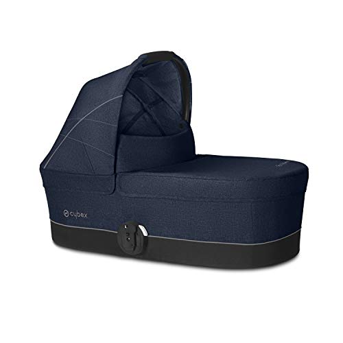 Cybex Gold Kinderwagenaufsatz S, Kollektion 2018, Denim Blue