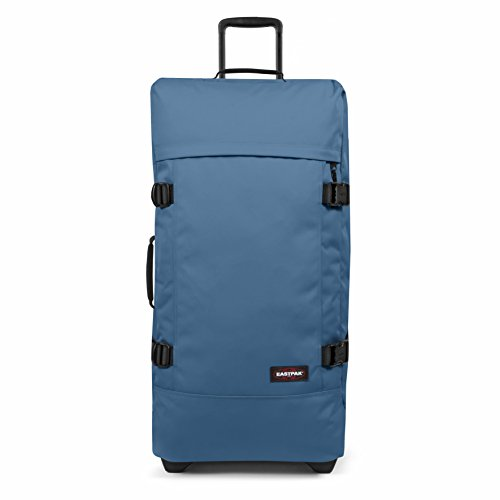 Eastpak Tranverz L Maleta, 121 L, Azul (Bogus Blue), 79 cm
