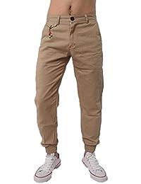 72f01cd631dd9 Laisla fashion Pantalons pour Hommes Harem Pantalons De Jogging Joggers  Décontractés Sportwear Baggy Classique Pantalons Confortables