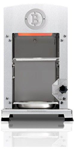 Beefer 01100003 Grill Aluminium 232 X 40 X 472 Cm Farbe Silber