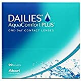 Dailies ComfortPlus 90 ONE-DAY CONTACT LENSES -2,25
