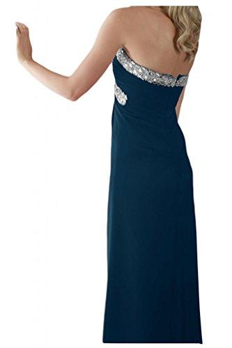 TOSKANA BRAUT -  Vestito  - stile impero - Donna Tinte Blau