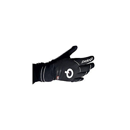 PROLOGO Gants d'hiver CPC size-XL Blanc/logo noir