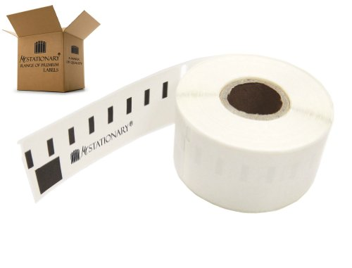 100 x Dymo Sieko 99012 Compatible Address Label Rolls - 36mm x 89mm - for All LabelWriter 4XL 450 400 330 320 310 Turbo Sieko SLP 430 420 240 220 SLP Pro Turbo (260 Labels/Roll) - Mr Stationary® Range
