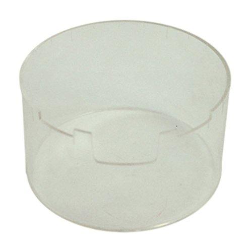 Mazzer Glaszylinder für Kaffeemühle KONY, SUPER-JOLLY für Dosierbehälter