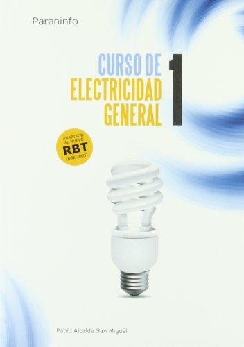 Curso de Electricidad General 1 por Pablo Alcalde San Miguel