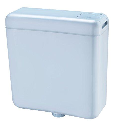 Cornat Spülkasten TRITON, bermuda / Zweimengenspülung / Toilettenspülung / Aufputzspülkasten / Toilette / Badezimmer / SPK1125