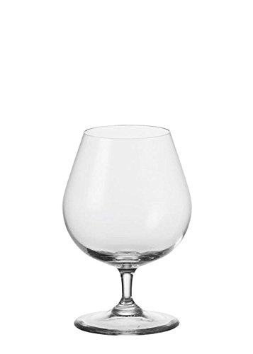 Leonardo Cognac Glas 6er-Set Ciao