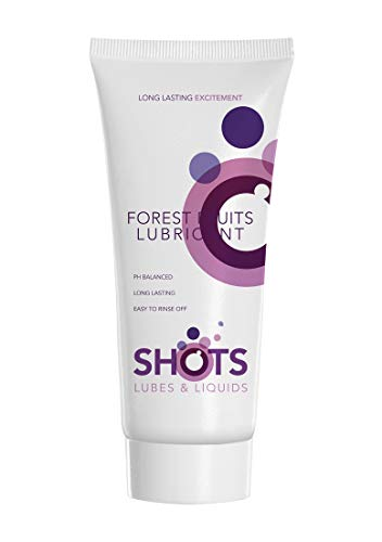 Lubes & Liquids by Shots - Himbeere Gleitgel - 100 ml, 1er Pack (1 x 100 ml)
