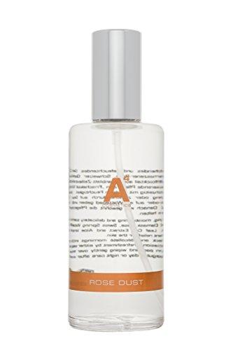 A4 ROSE DUST SPRAY Gesichtsspray | Pflegendes, erfrischendes Anti-Aging Spray | Rosenwasser | Revitalisiert mit intensiver Feuchtigkeit (100ml)