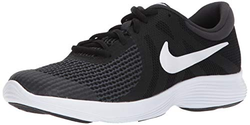 Nike Revolution 4 (Gs), Scarpe Running Unisex – Bambini, Nero (Black/White-Anthr. 006), 39 EU