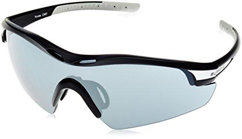 Swiss Eye Sportbrille Novena RX, Black Matt/Grey, One Size, 12465RX