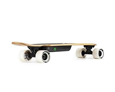 REVOE Fish Elektrisches Skateboard, Unisex, Erwachsene, Schwarz