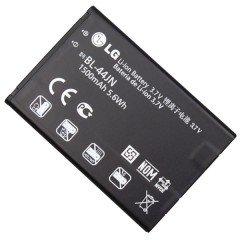 BL-44JN original LG Electronics Li-Ion 1500mAh batería acumulador