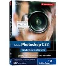 Adobe Photoshop CS3 für digitale Fotografie. Das Video-Training auf DVD