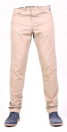 dockers-washed-slim-tapered-stretch-twill-pantalon-homme-marron-new-british-khaki-0001-w42-l34