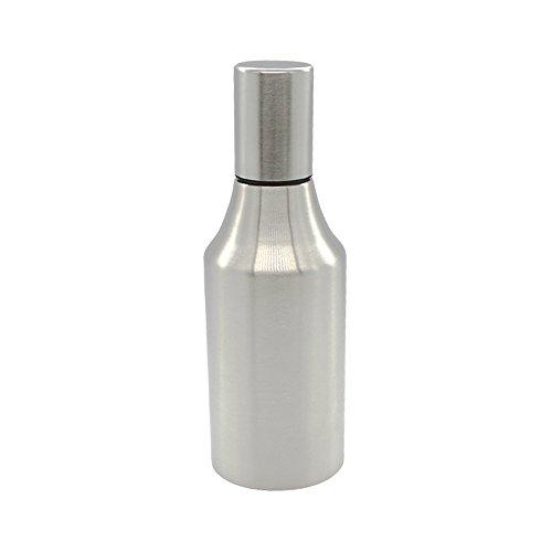 Öl-Spender Öl Essig Ausgießer Flasche Olivenöl Container Safey Exquisit entworfene auslaufsicher unzerbrechlich Öl Menge Control passt perfekt für BBQ (500/750/1000ml) 1000 ml Wie abgebildet