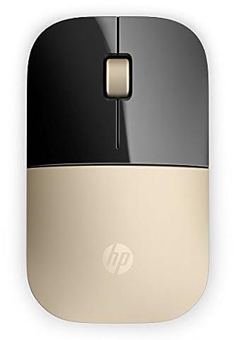 HP Z3700 (X7Q43AA) kabellose Maus (1200 optische Sensoren, bis zu 16 Monate Batterielaufzeit, USB Anschluss, Plug&Play)