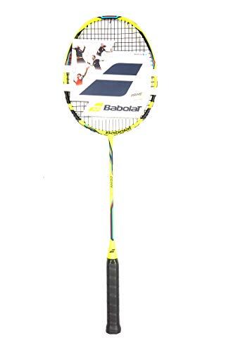 Babolat Badmintonschläger Prime - Lite bespannt mit Thermobag