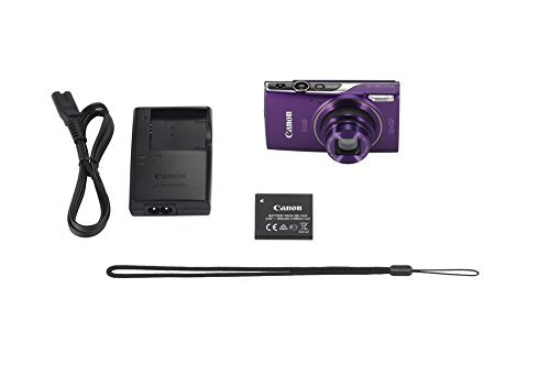 Canon IXUS 285 HS Compact camera, 20.2 MP - Purple