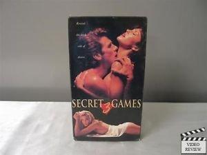 Bild von Secret Games 3 [VHS]