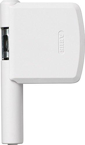 ABUS Scharnierseiten-Sicherung FAS101, weiß, 24490