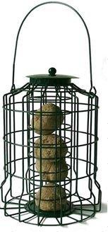 Home & Garden Caged Fat Ball Fee...