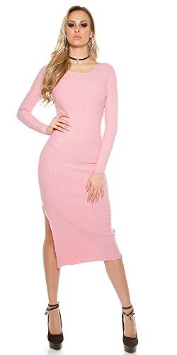 KouCla -  Vestito  - Astuccio - Donna rosa antico
