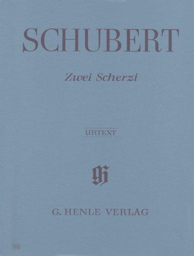 Scherzi D593 (Sib et Réb Maj.) - Piano