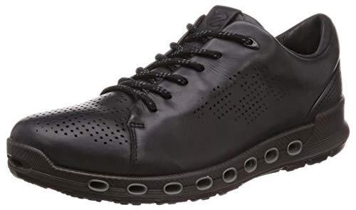 ECCO Herren COOL 2.0 Sneaker, Schwarz (Black 1001), 44 EU Cool Slip